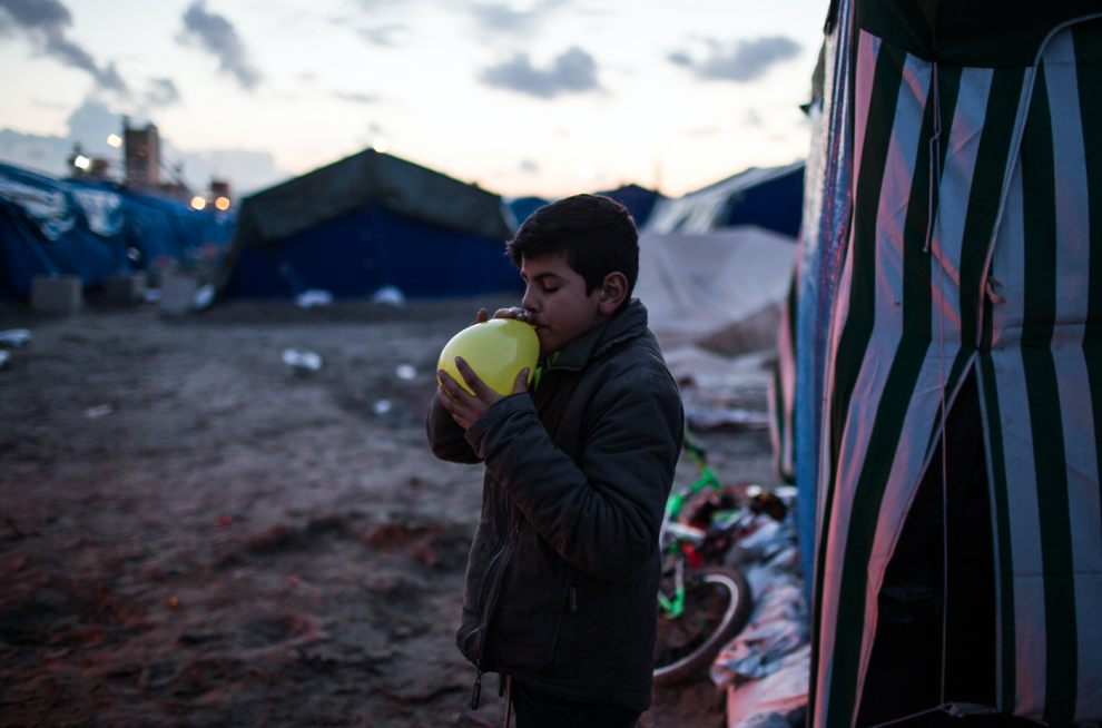 Researchers spoke to 60 children living in the camps. Most had fled countries including Syria and Afghanistan, and many were attempting to reach family already living in the UK.