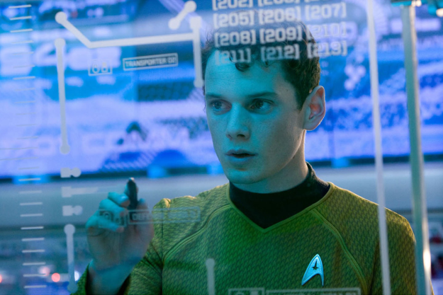 Anton Yelchin