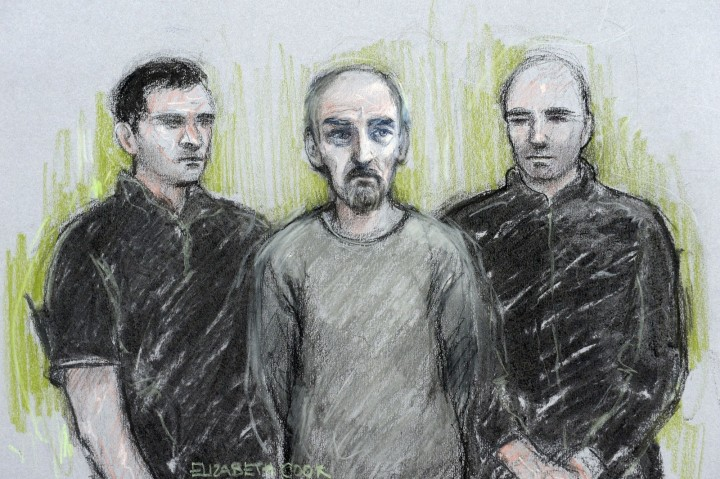 Thomas Mair, 52, appeared in court in London on Saturday.