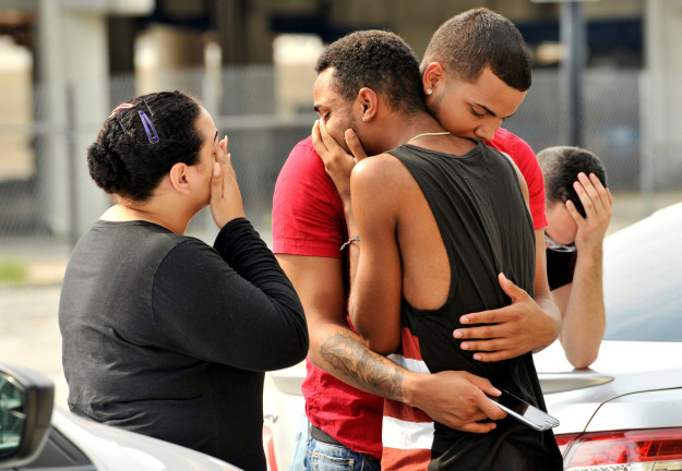 How LGBT people reacted in the wake of the Orlando shooting