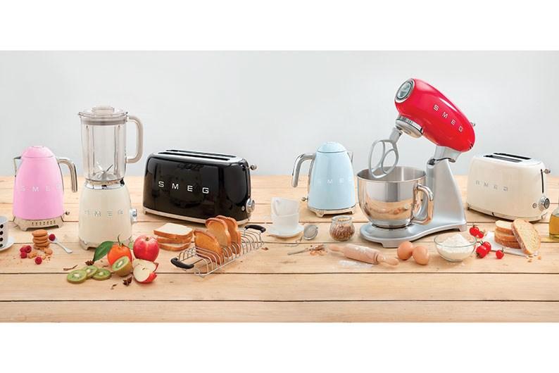 SMEG Small Domestic Appliances Jens Valk Buitengewoon koken Honselersdijk Westland