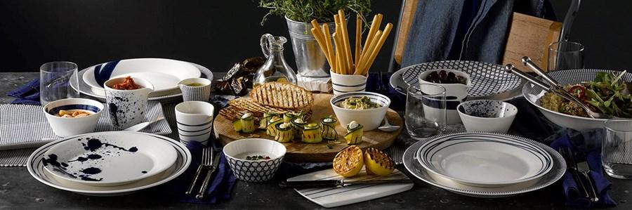 Royal Doulton Jens Valk Buitengewoon koken Honselersdijk Westland
