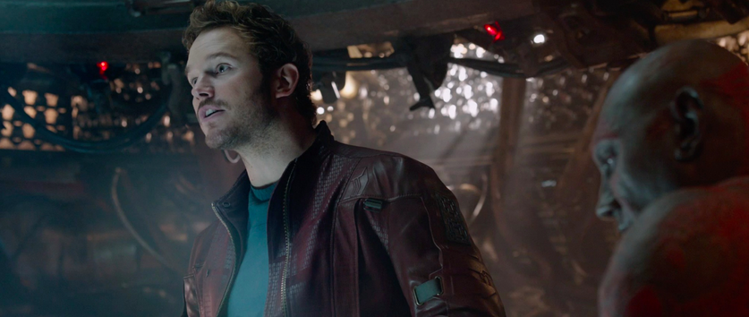Guardians of the Galaxy Red Jacket