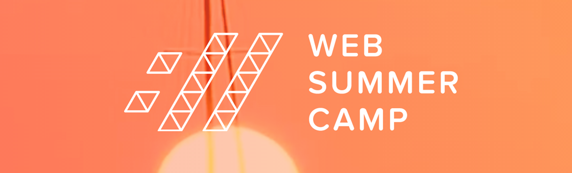 Web Summer Camp header