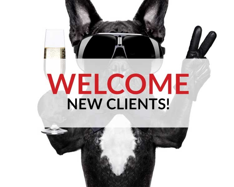 Welcome New Client