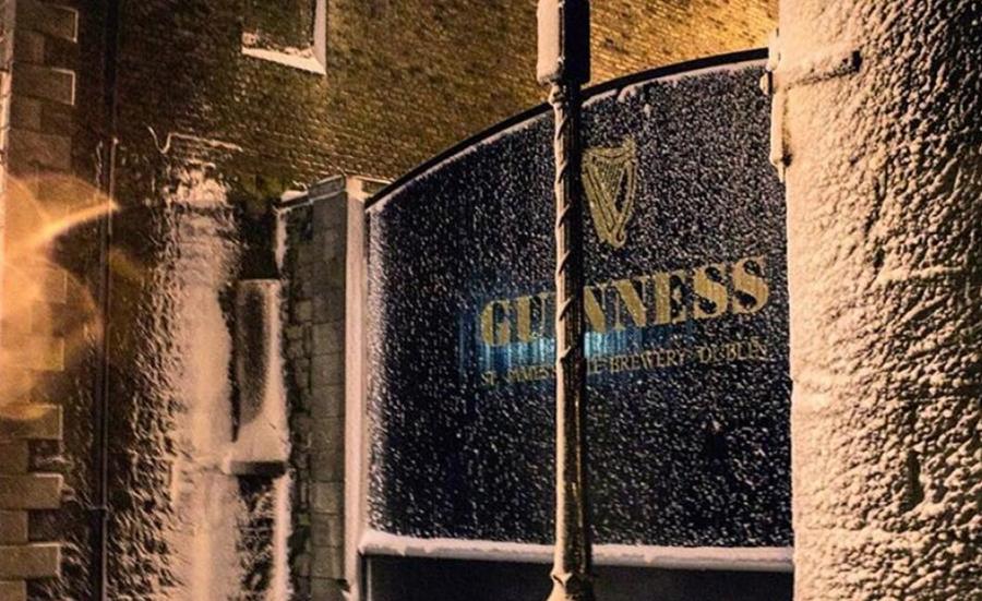 The day Dublin Close